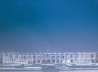 岩見沢駅舎建築デザインコンペ