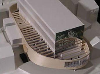 群馬県中里村新庁舎設計プロポーザル